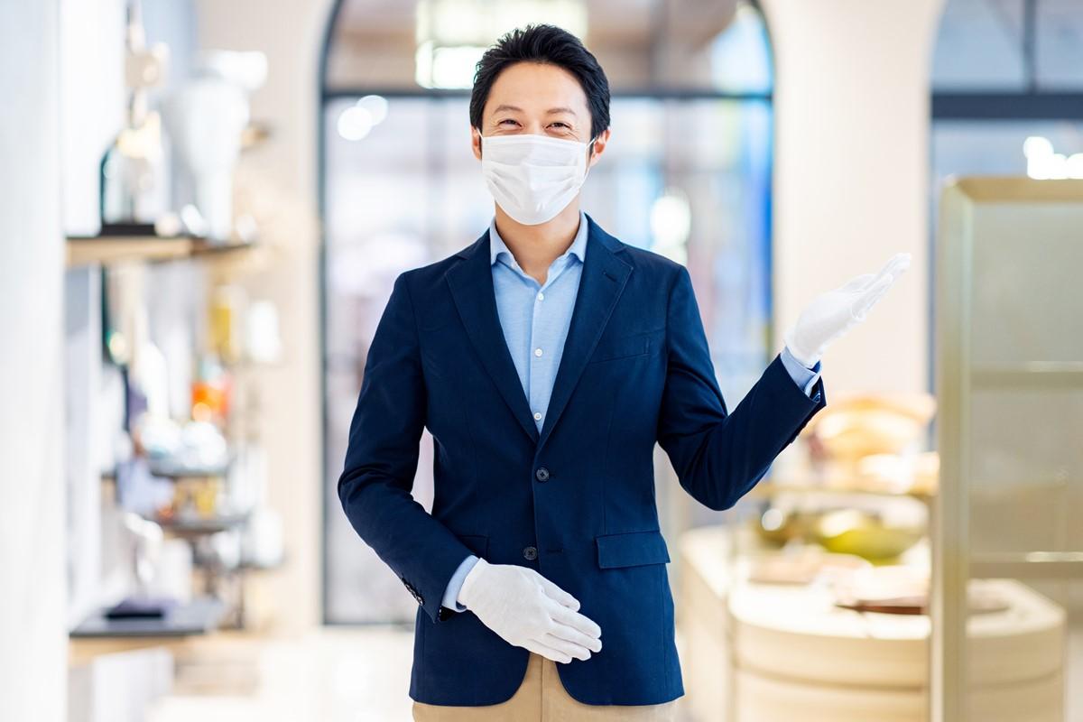 新しい生活様式を、あたりまえに――コロナ禍、ショッピングセンターが向き合う感染症対策