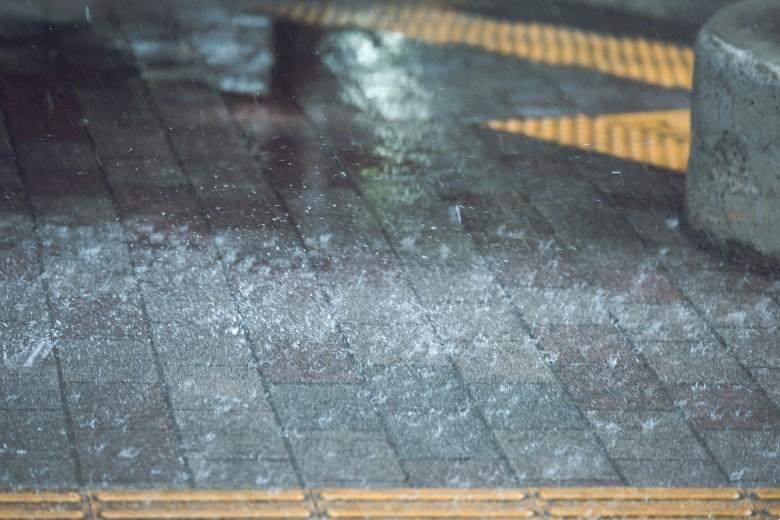 ゲリラ豪雨は今までよりも身近な災害に