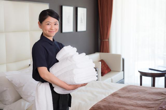 バイト ホテル 清掃